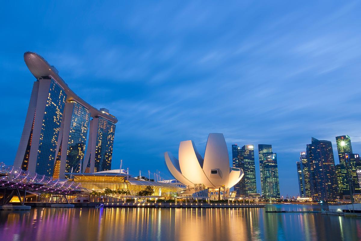 Marina Bay, Singapur, Singapur