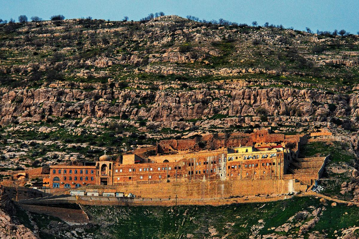 Monte Alfat, Siria