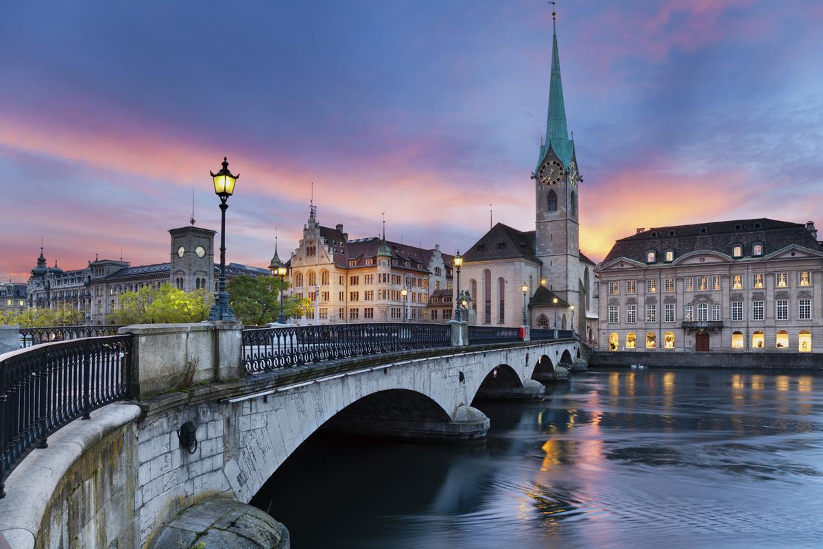 Zúrich, Suiza