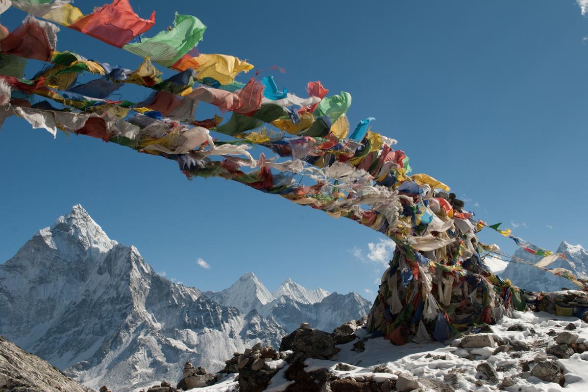 Everest, Tíbet