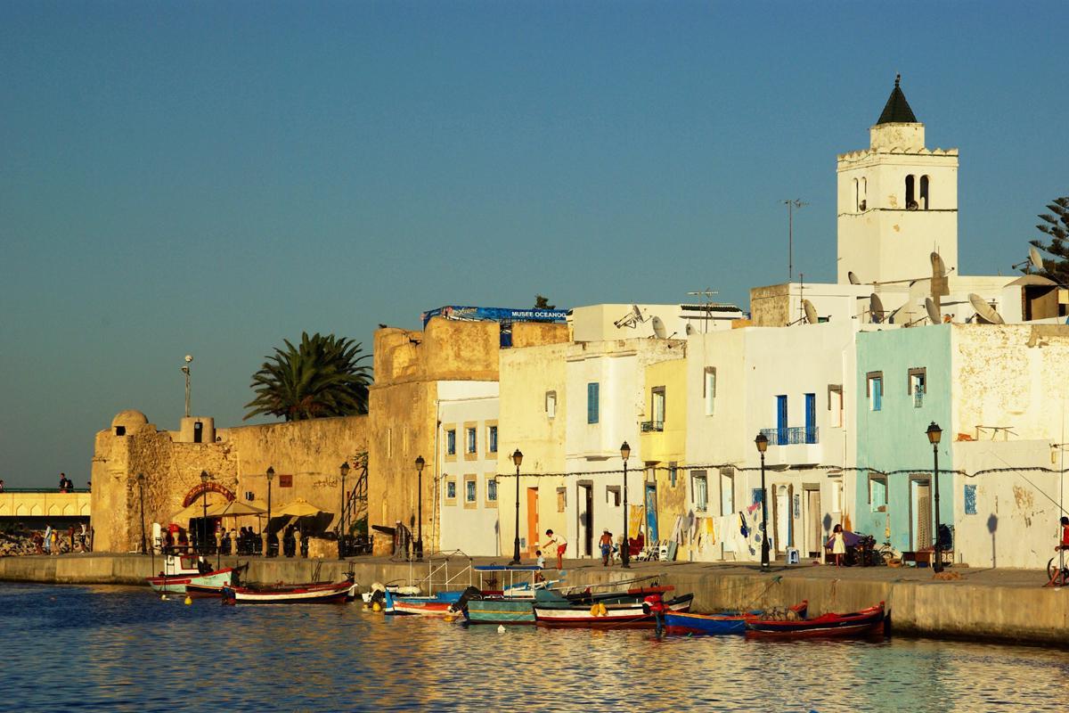 Bizerte, Túnez