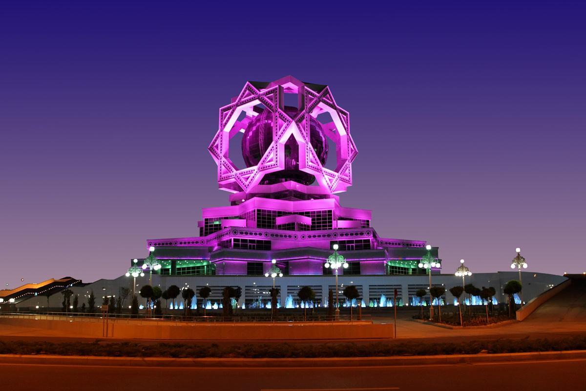 Ashjabat, Turkmenistán