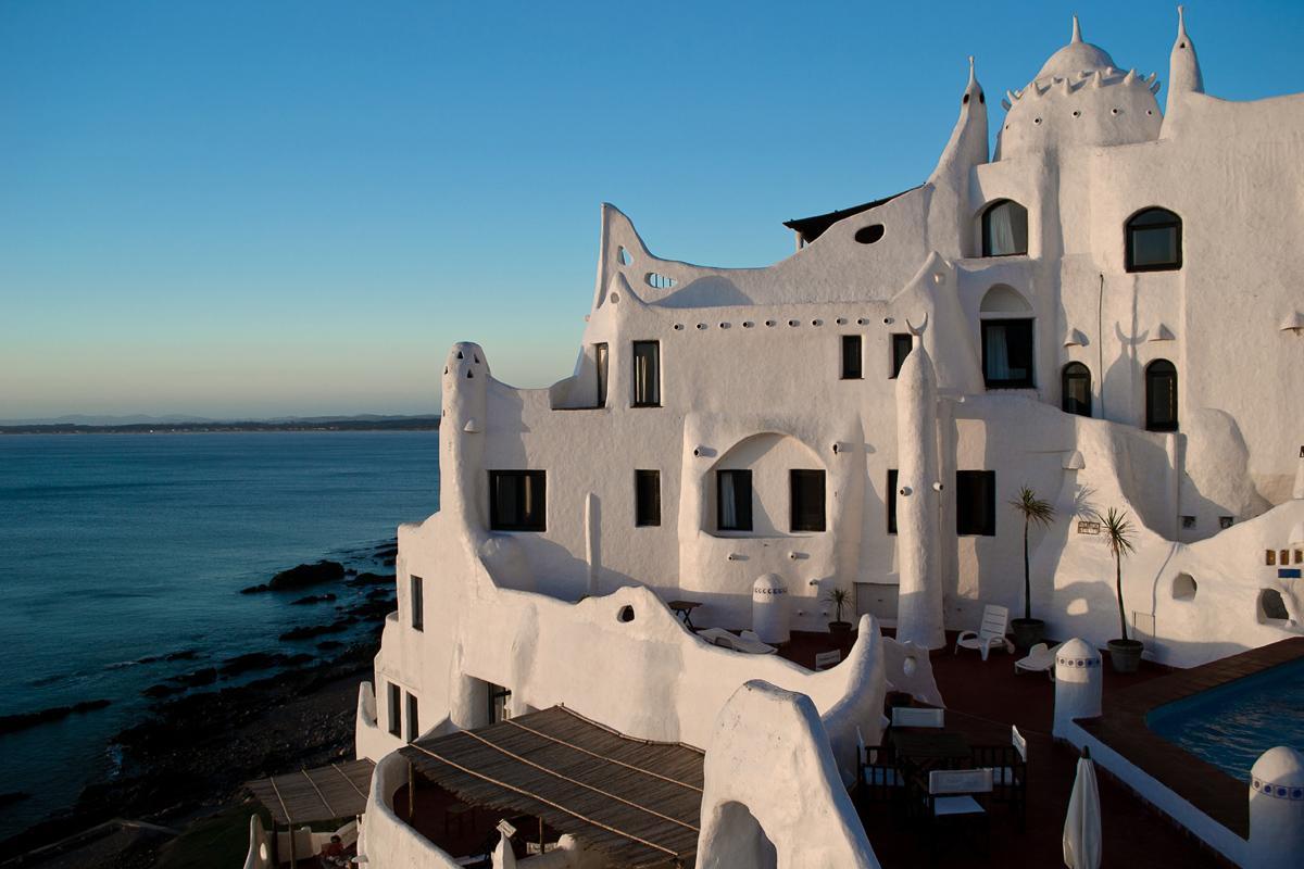Hotel Casa Pueblo, Punta Ballena, Uruguay