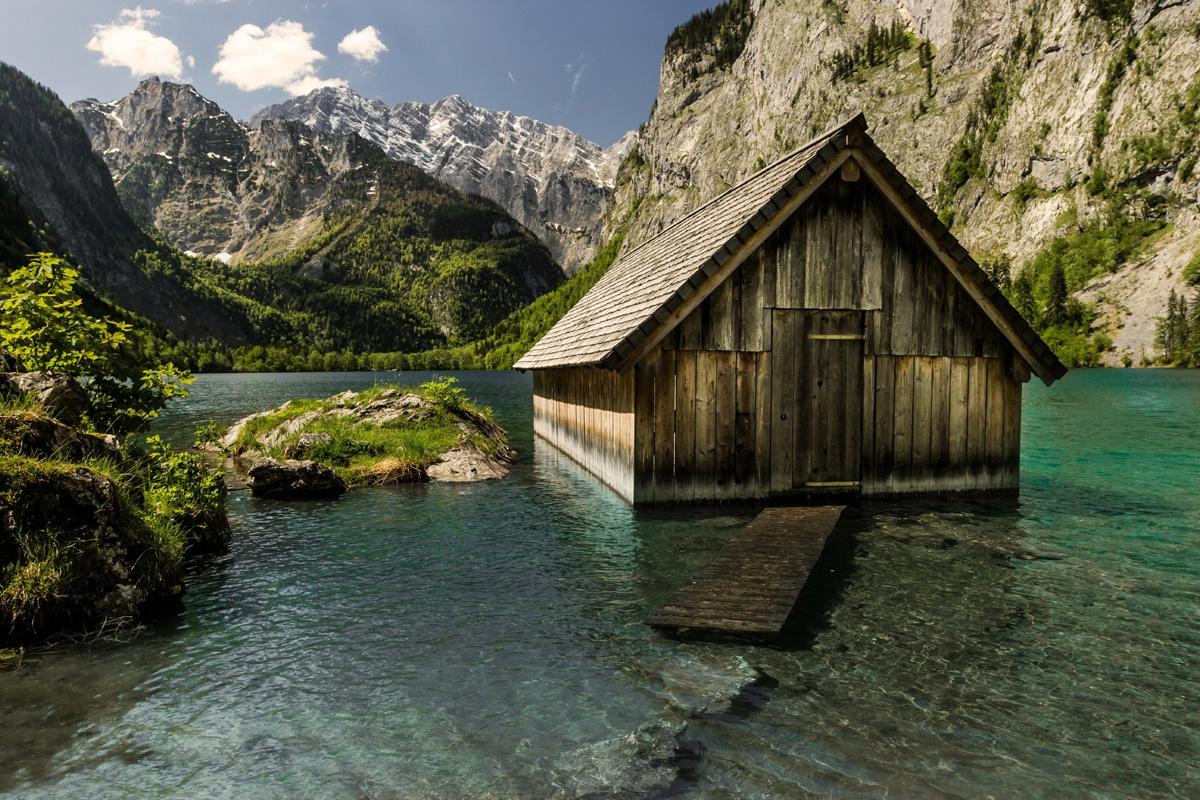Parque Nacional de Berchtesgaden, Baviera, Alemania