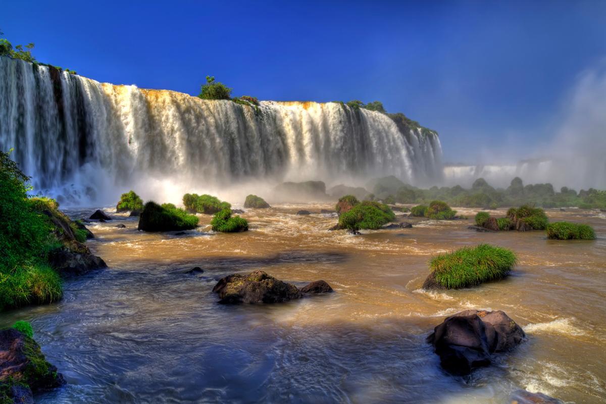 América del Sur, Brasil