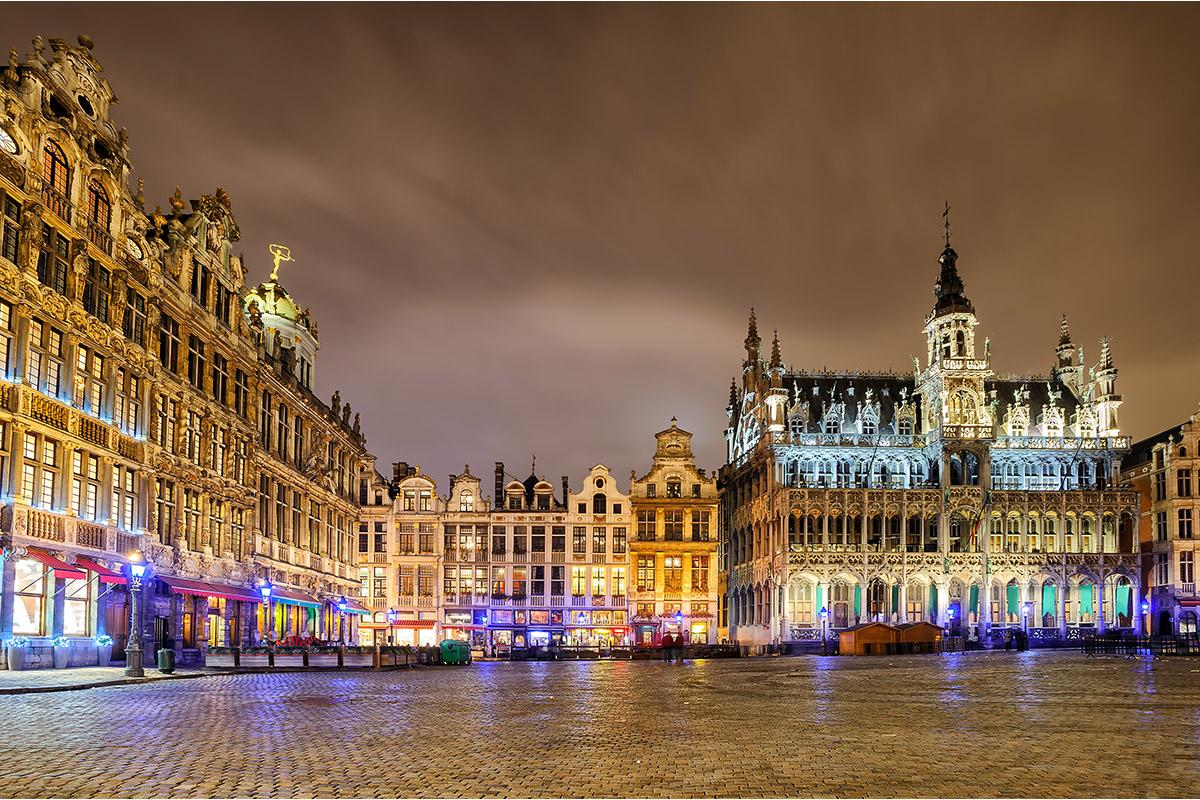 Grand Place, Bruselas, Bélgica