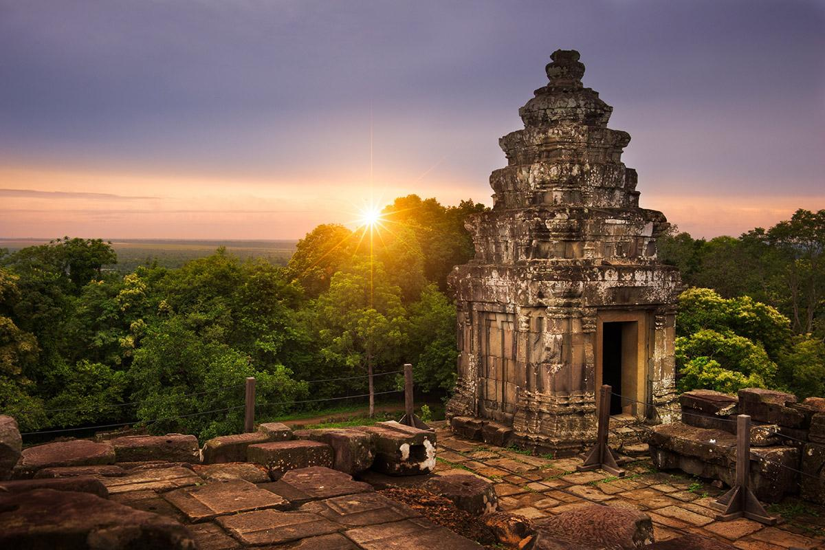Templos de Angkor, Siem Reap, Camboya
