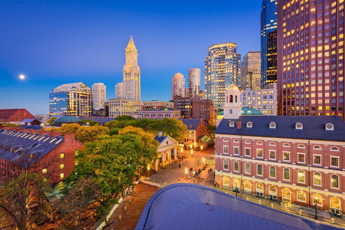 Downtown, Boston, EE UU
