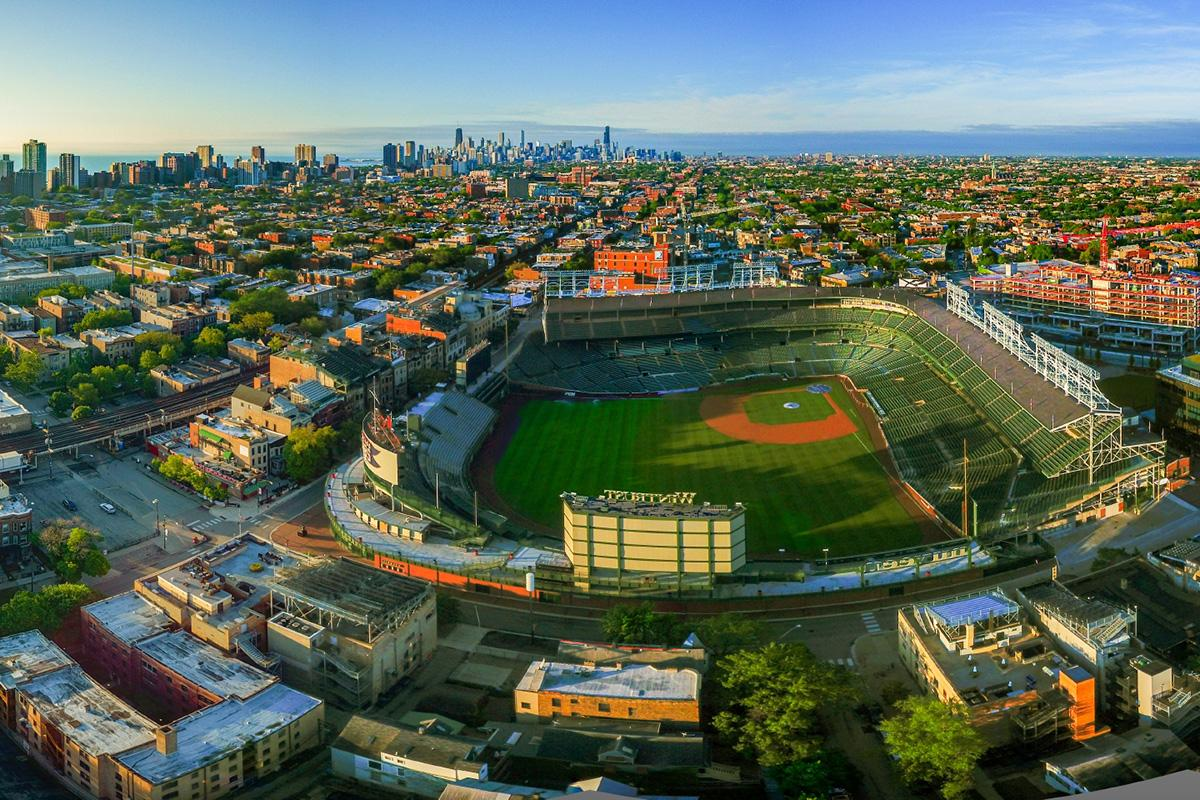 Chicago's Wfrigley Field, Chicago, Estados Unidos