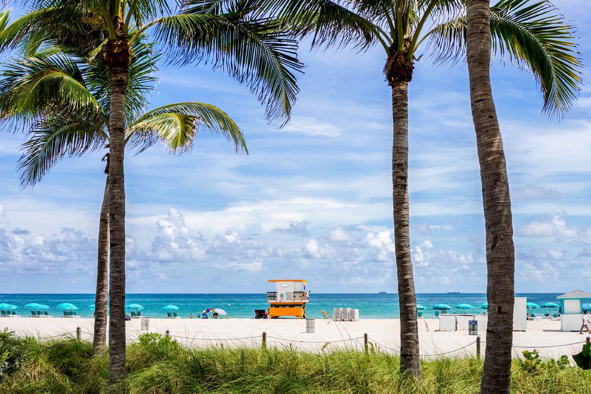 South Beach, Miami, Florida, EE UU