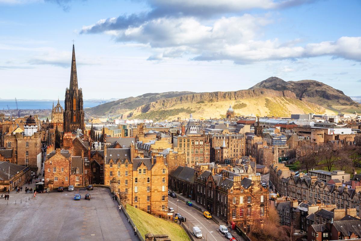 Edimburgo, Escocia