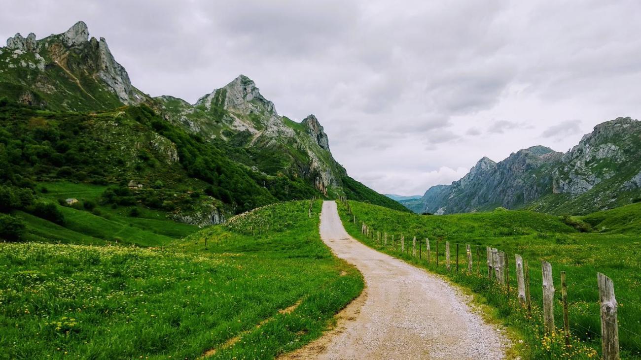 Parque Natural de Somiedo, Asturias, España