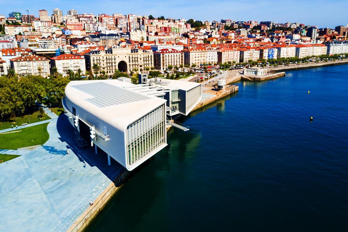 Centro Botín, Santander, Cantabria, España