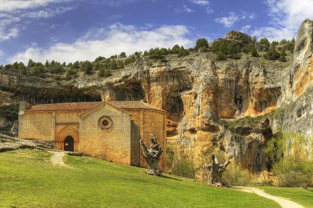 Ermita de San Bartolomé, Soria, Castilla y León