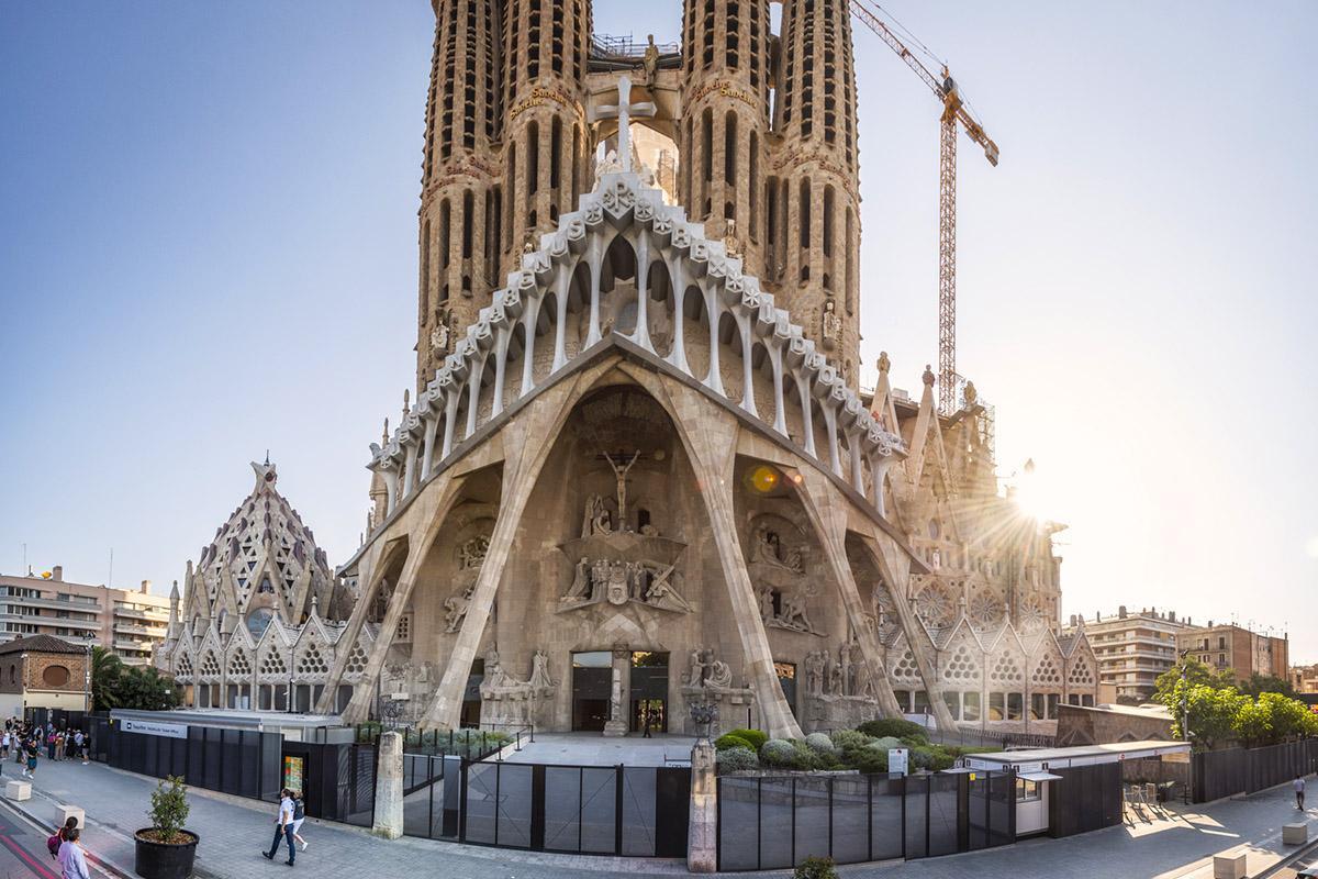Sagrada Família, Barcelona, Cataluña, España