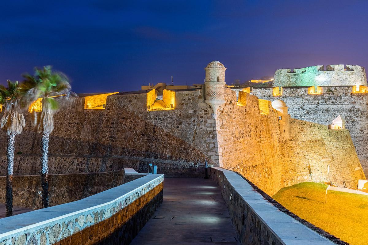 Murallas Reales, Ceuta, España