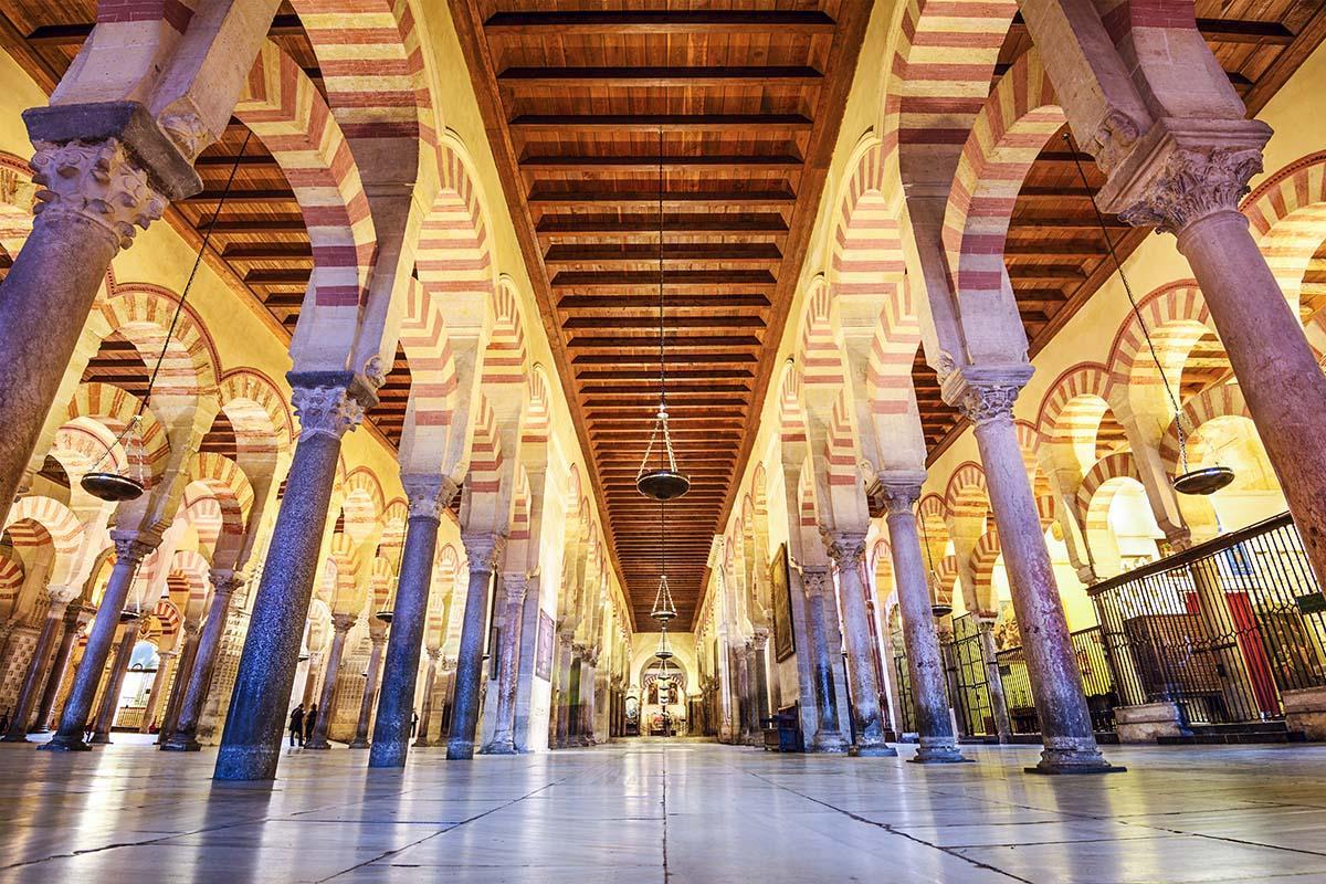 Mezquita-Catedral, Córdoba, España
