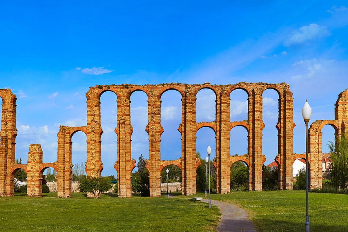 Mérida, Badajoz, Extremadura, España