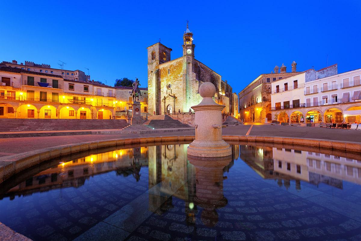 Trujillo, Cáceres, Extremadura, España