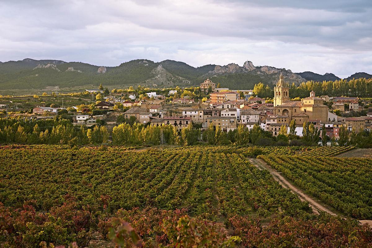 San Vicente de la Sonsierra, La Rioja, España