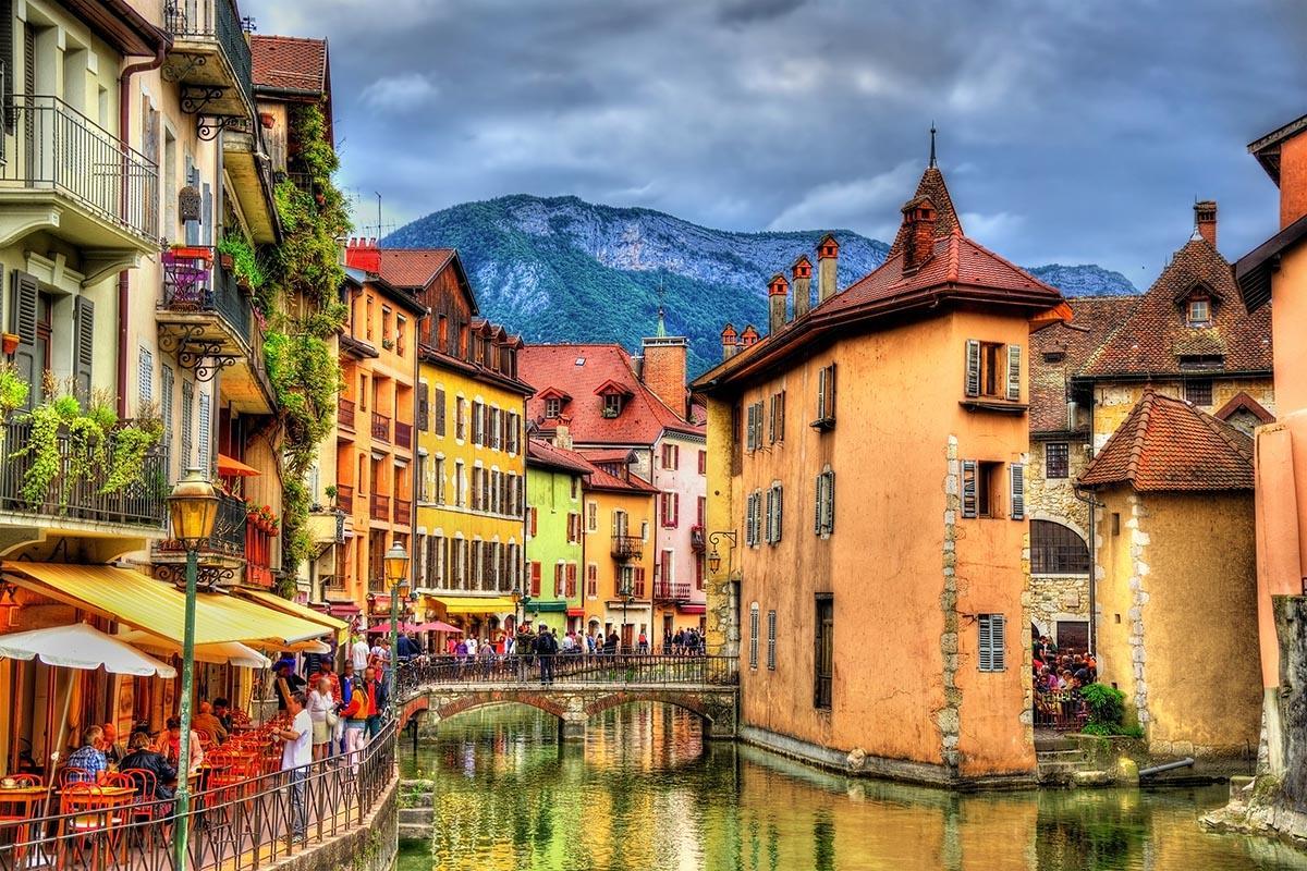 Annecy, Saboya y Mont Blanc, Francia