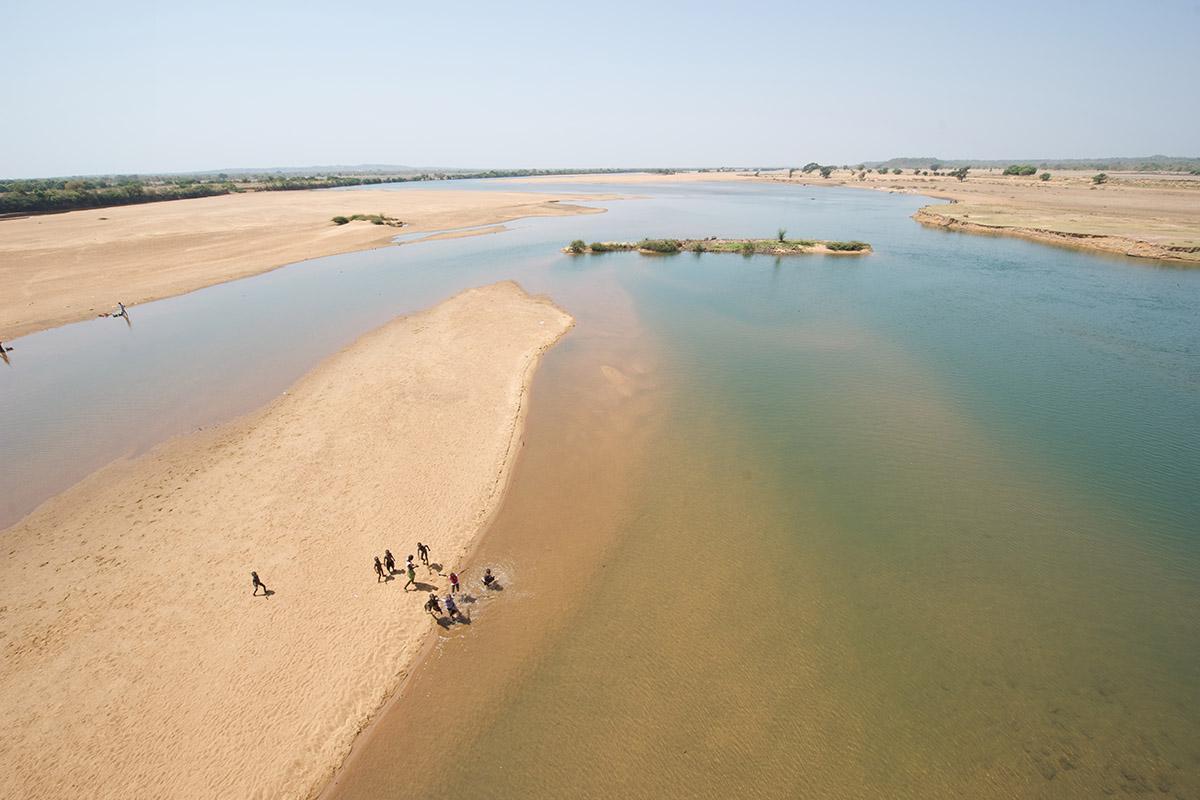Río Níger, Guinea