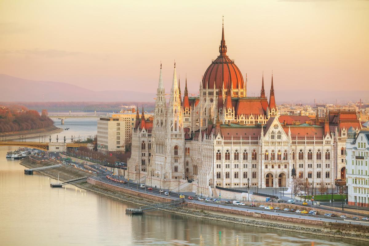 Parlamento, Budapest, Hungría