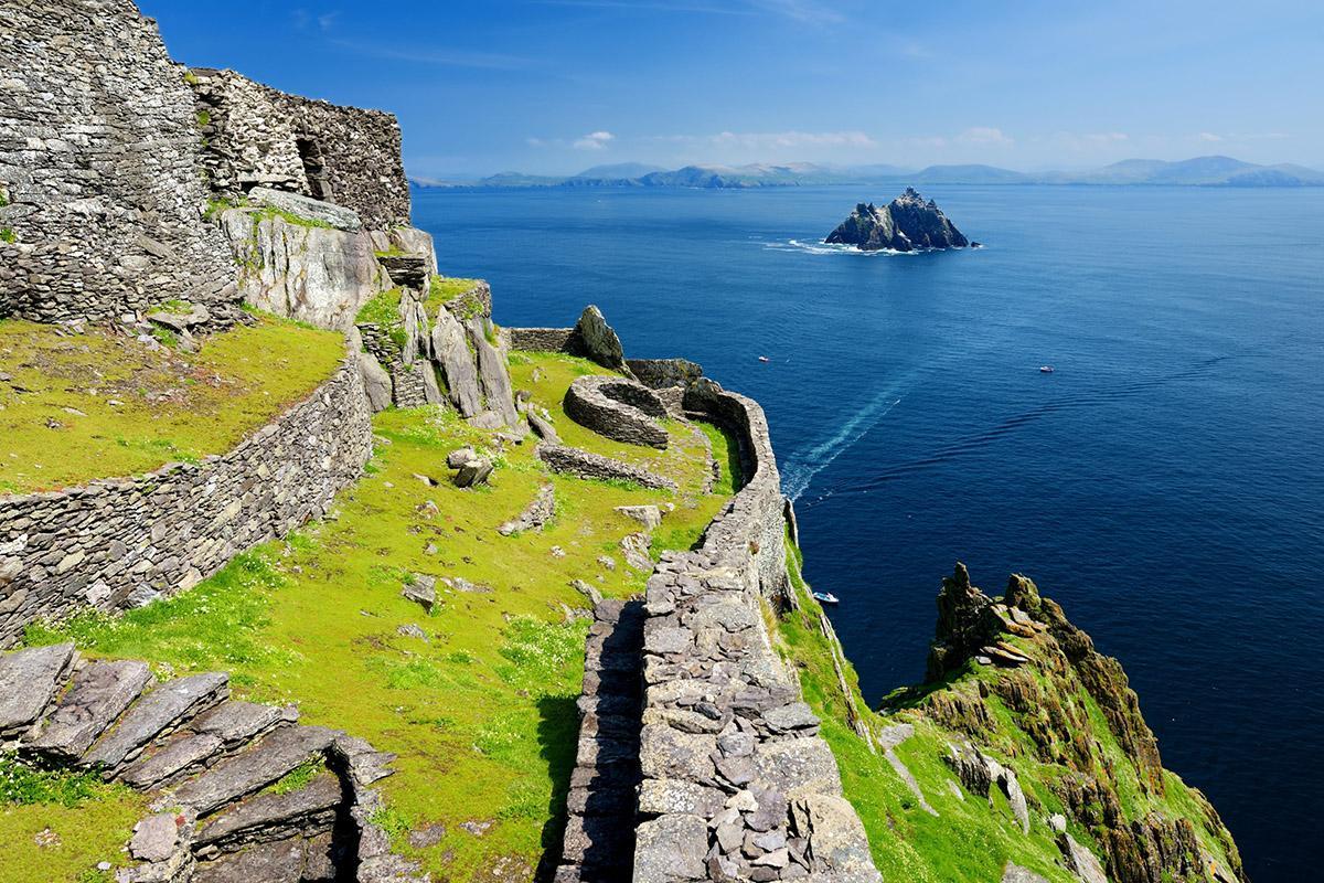 Skellig Michael, County Kerry, Irlanda