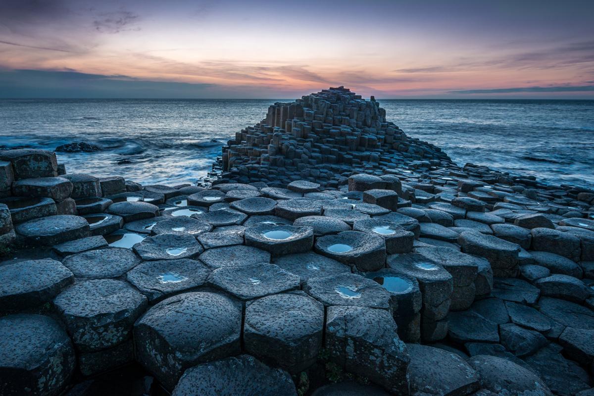 Calzada del Gigante, Ulster, Irlanda del Norte