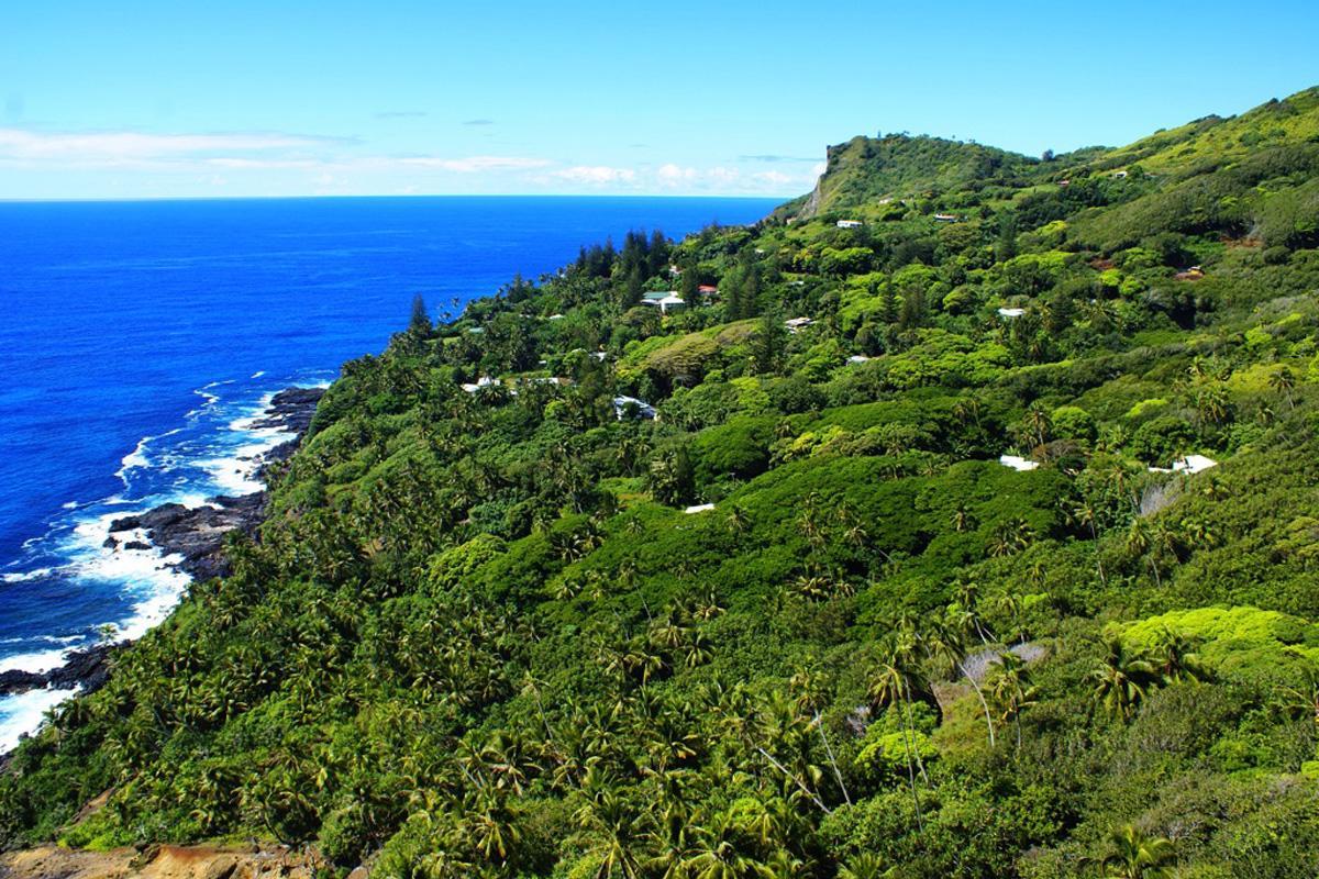 Adamstown, Islas Pitcairn