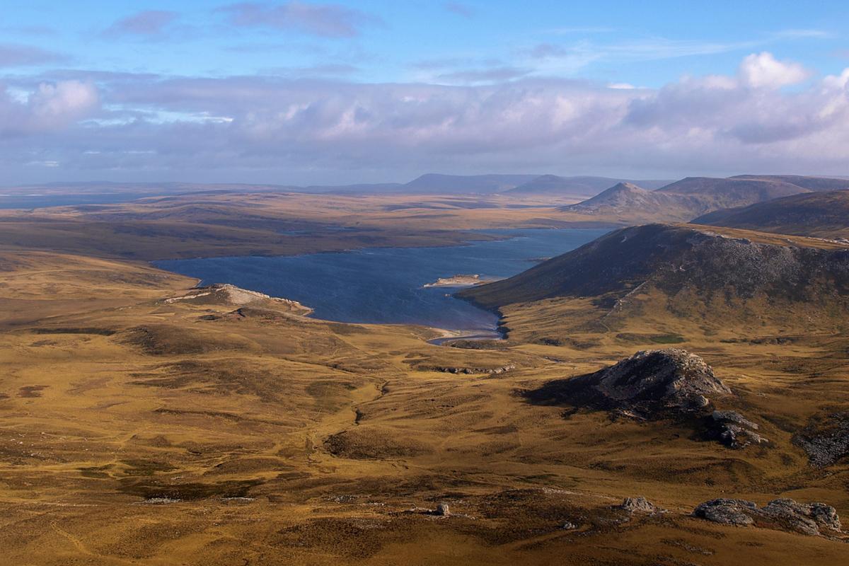 viajar a Islas Malvinas