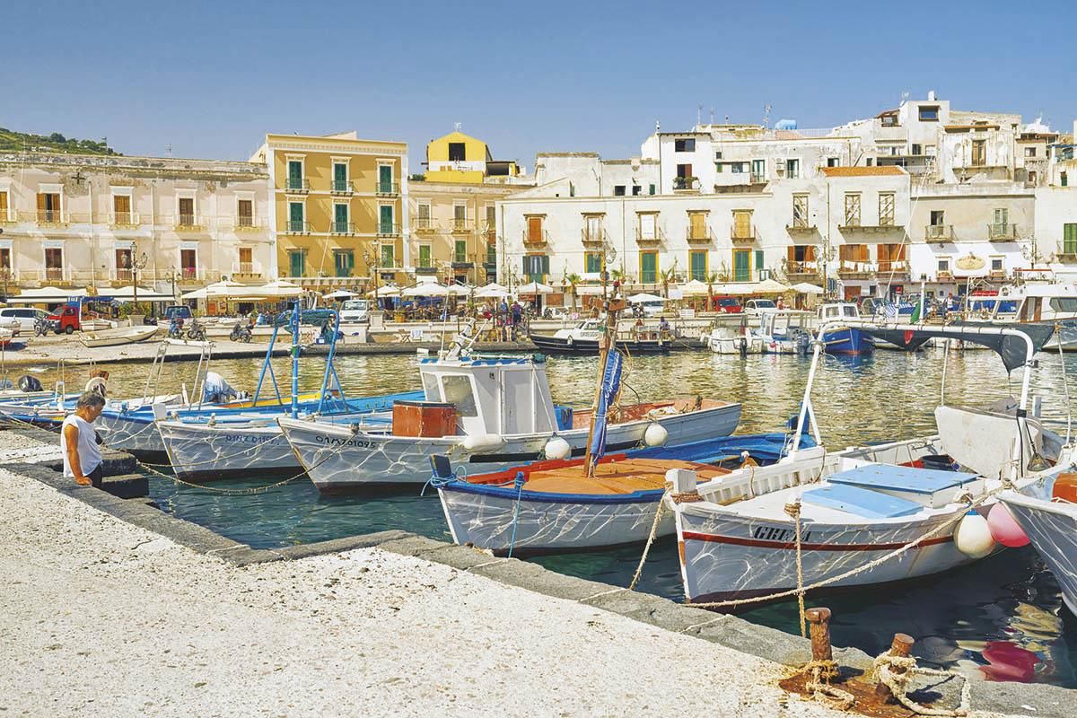 Lipari, Islas Eolias, Italia