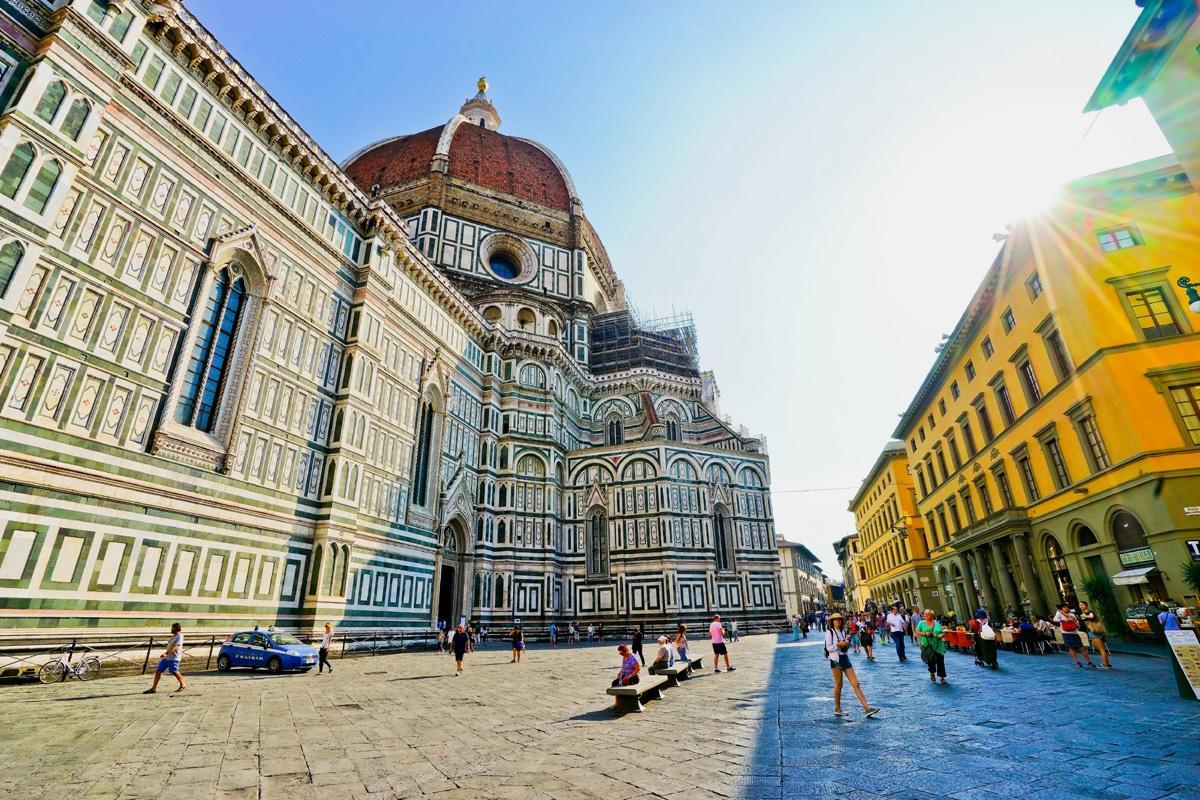 Duomo, Florencia, Toscana, Italia