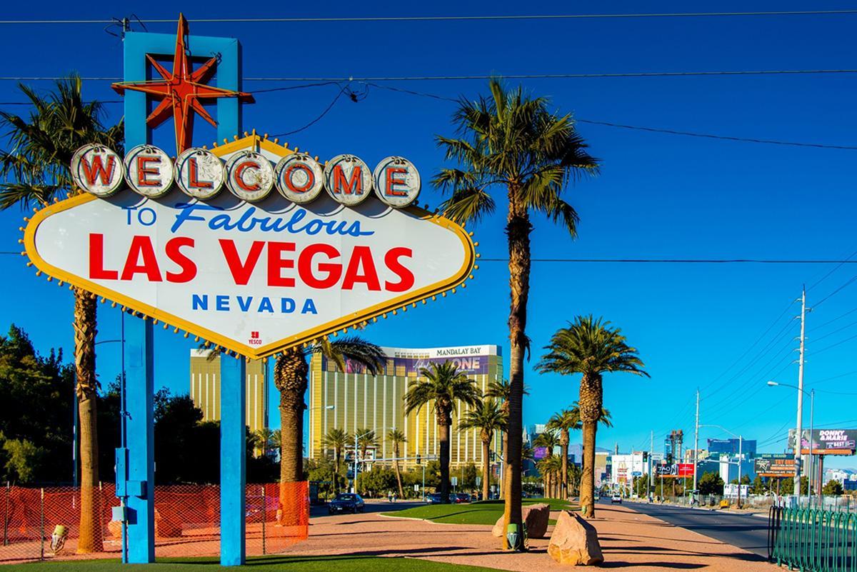 Welcome To Fabulous Las Vegas', Las Vegas, EE UU