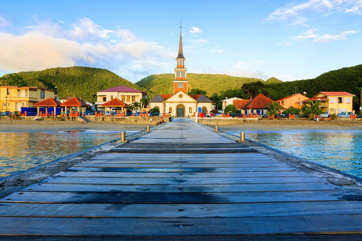 viajar a Martinica