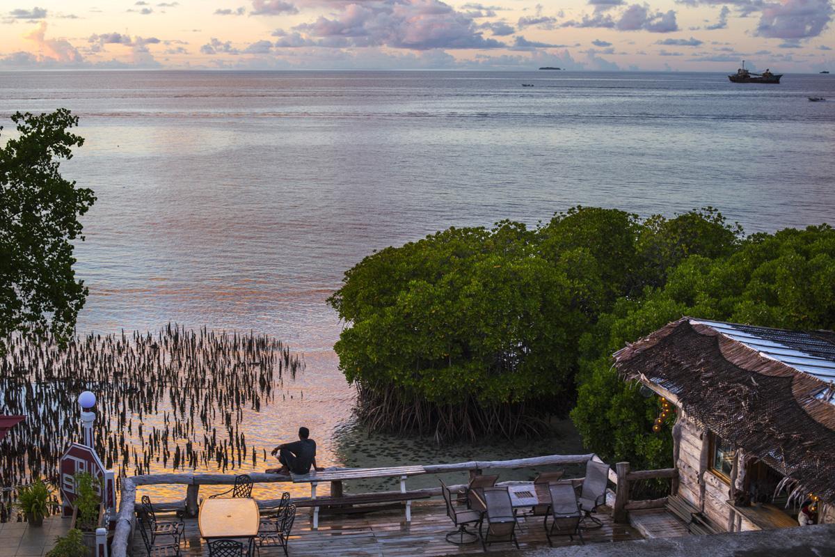 Isla de Chuuk, Micronesia