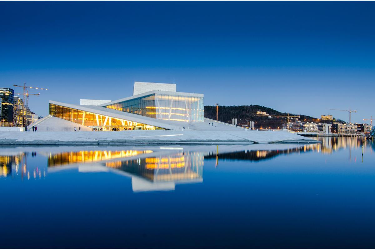 Opera House, Oslo, Noruega