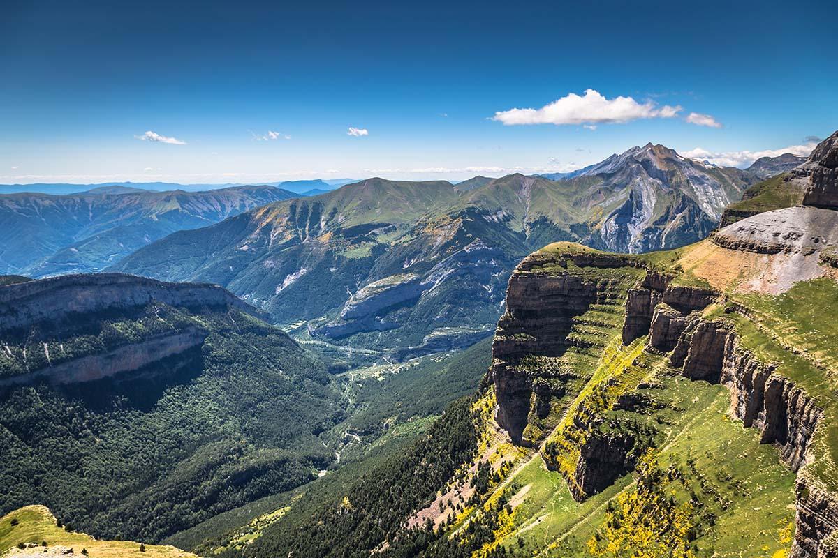 Parque Nacional de Ordesa y Monte Perdido, Pirineo aragonés, España