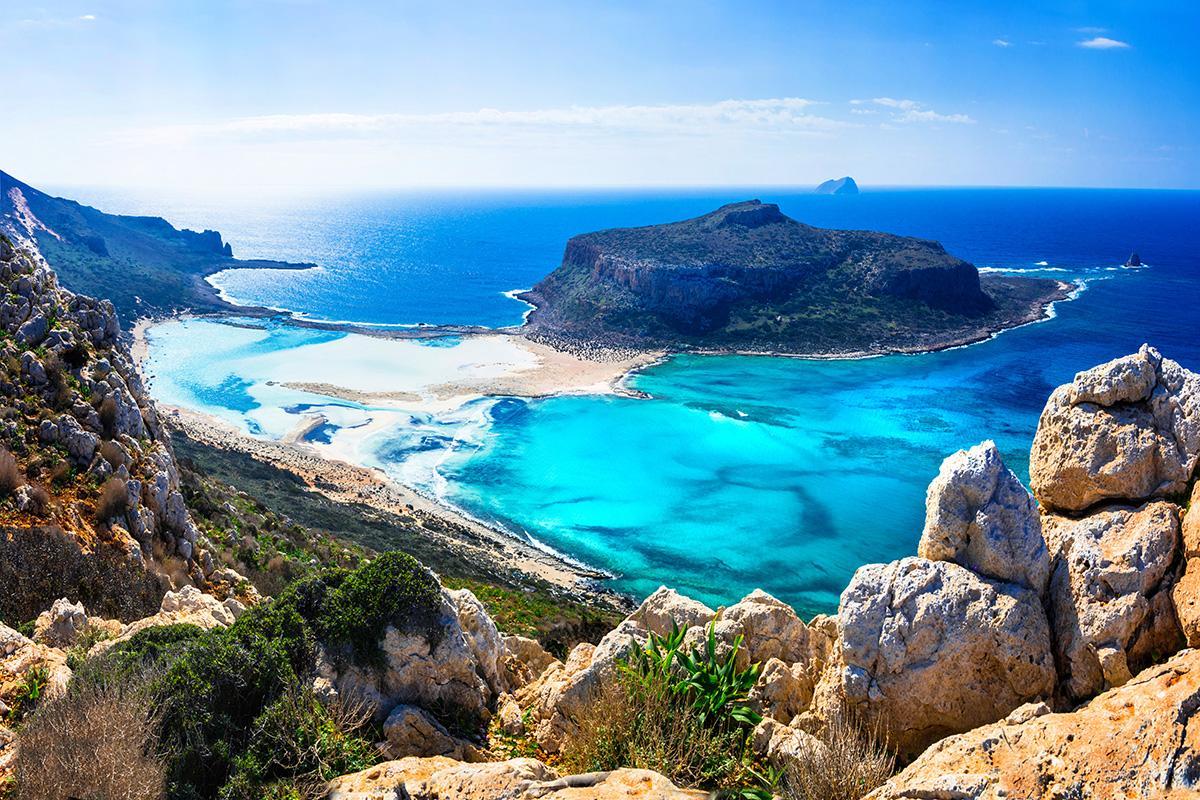 Bahía Balos, Islas Griegas