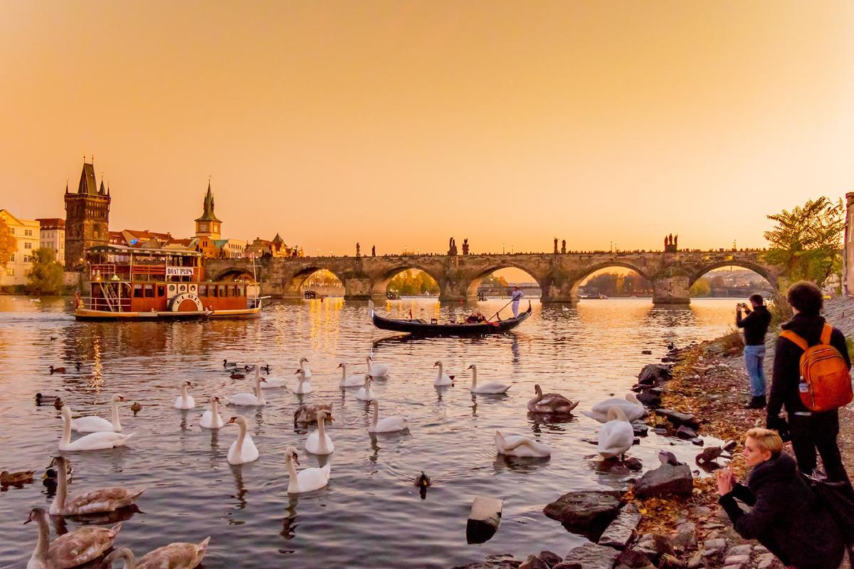 Punete de Carlos, Praga, República Checa