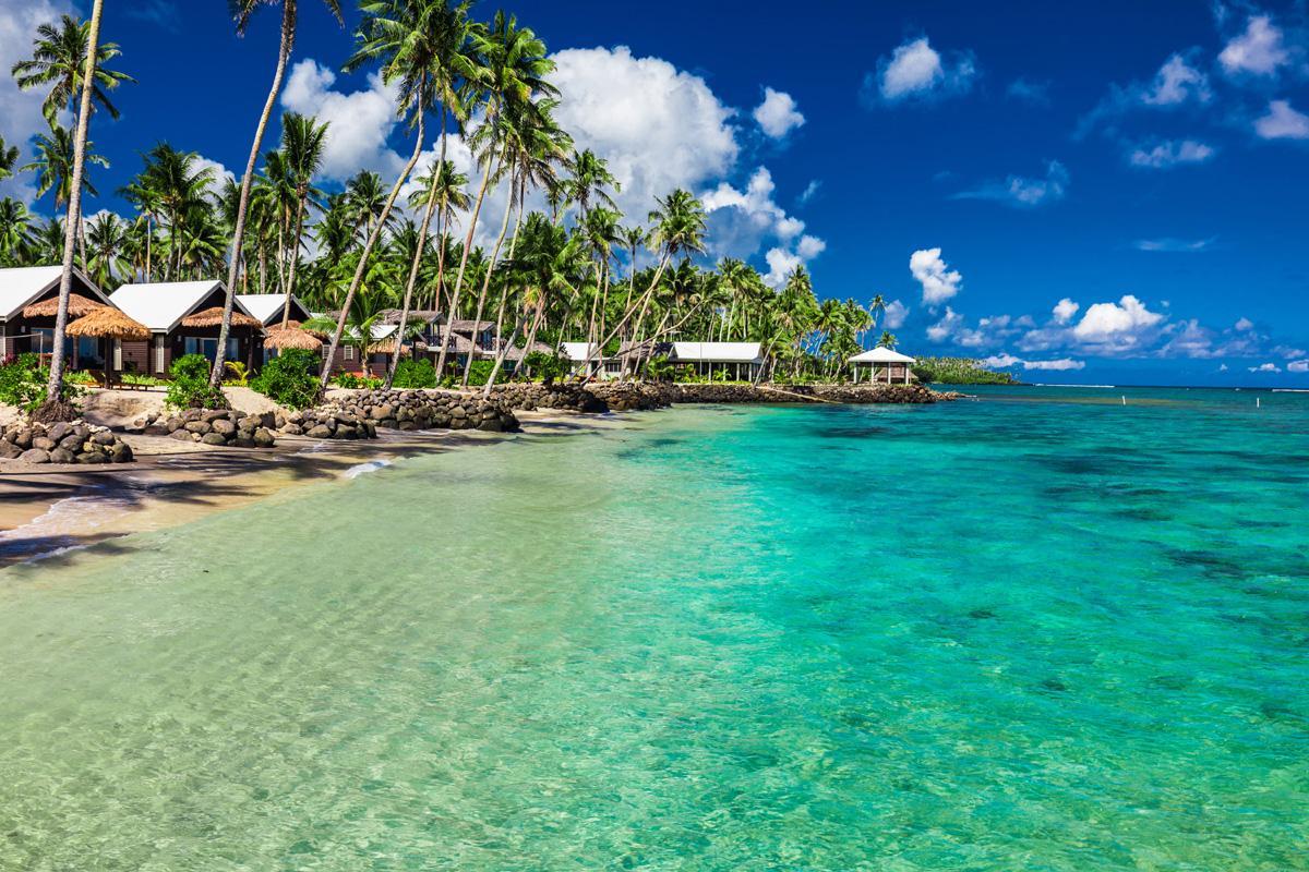 viajar a Samoa