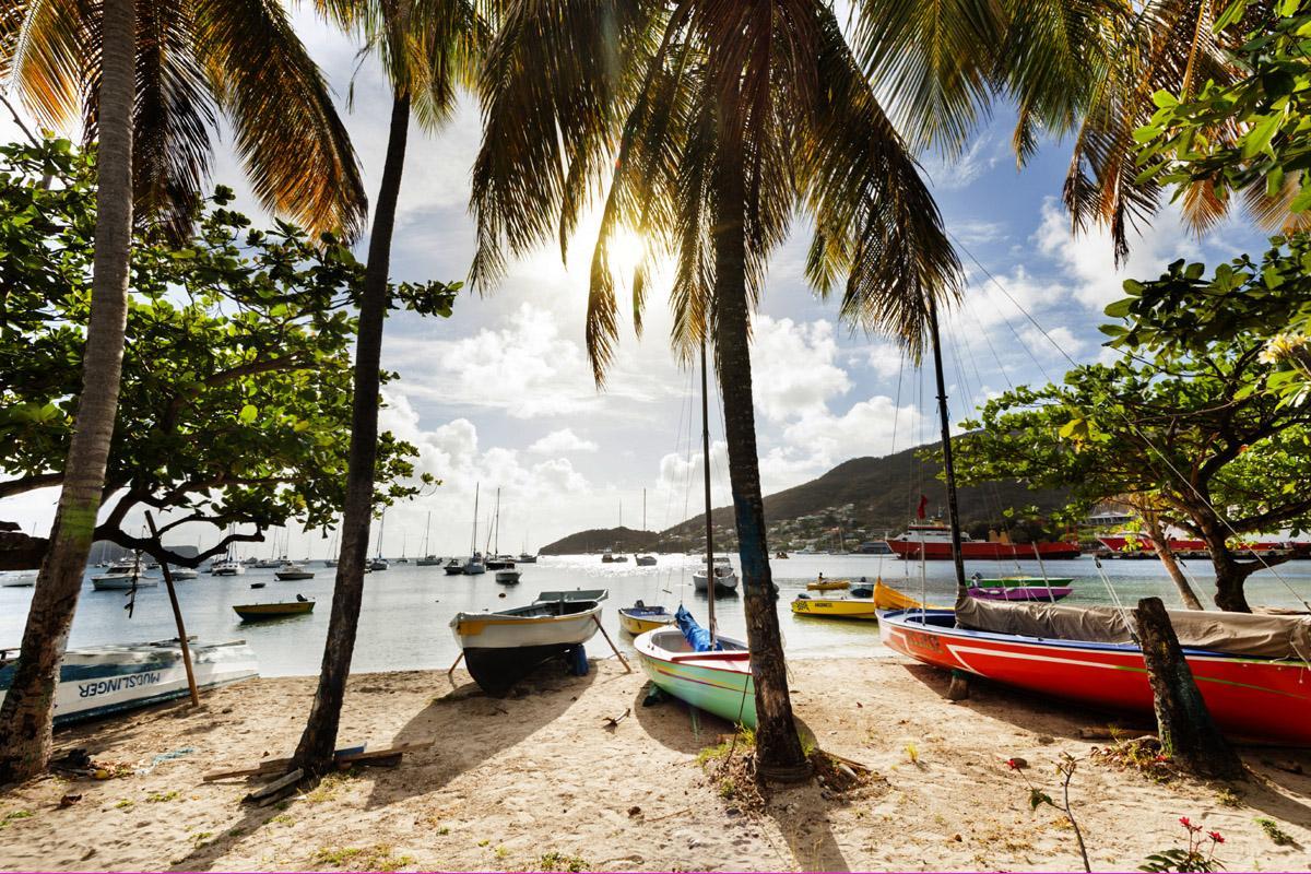viajar a San Vicente y las Granadinas