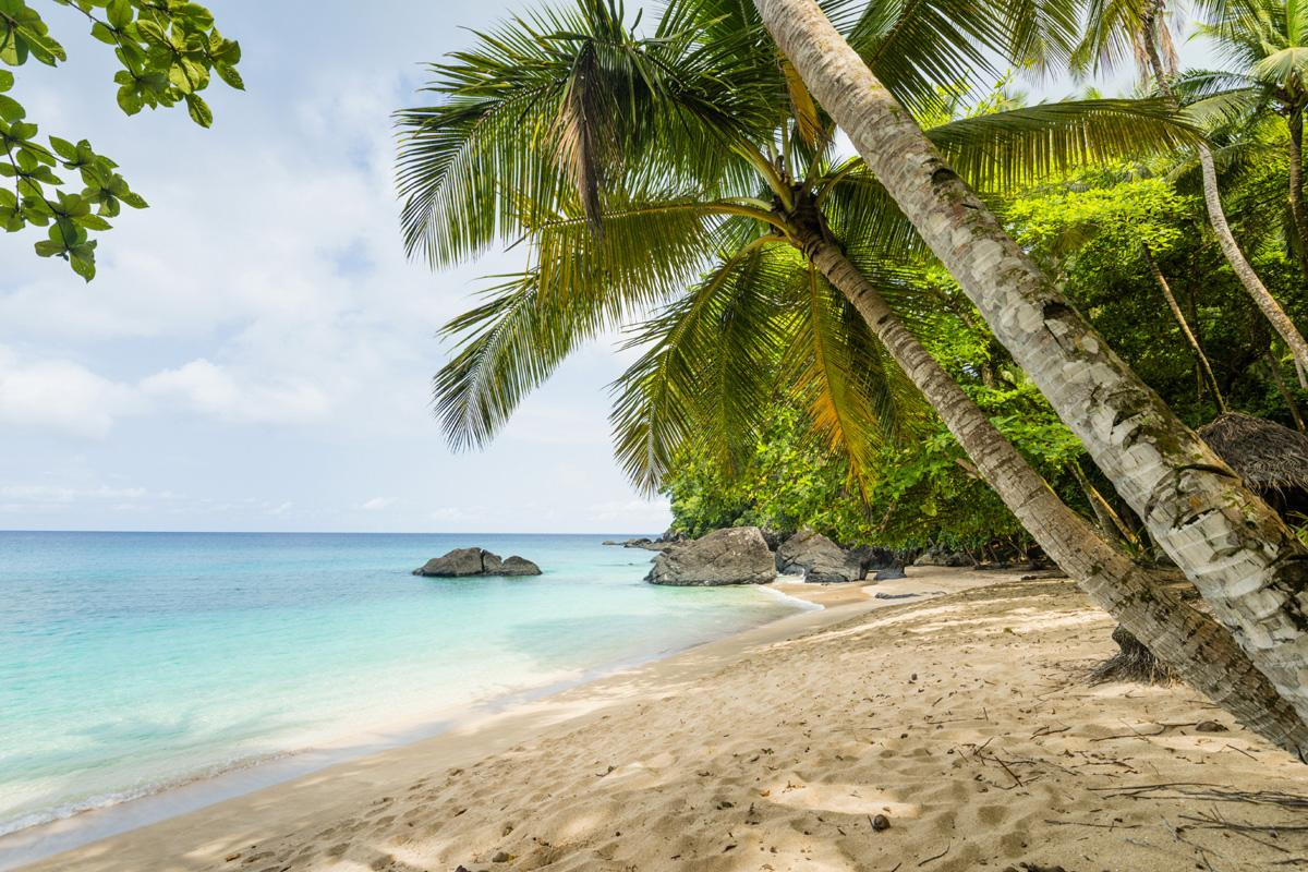 Playa de Príncipe, Santo Tomé y Principe