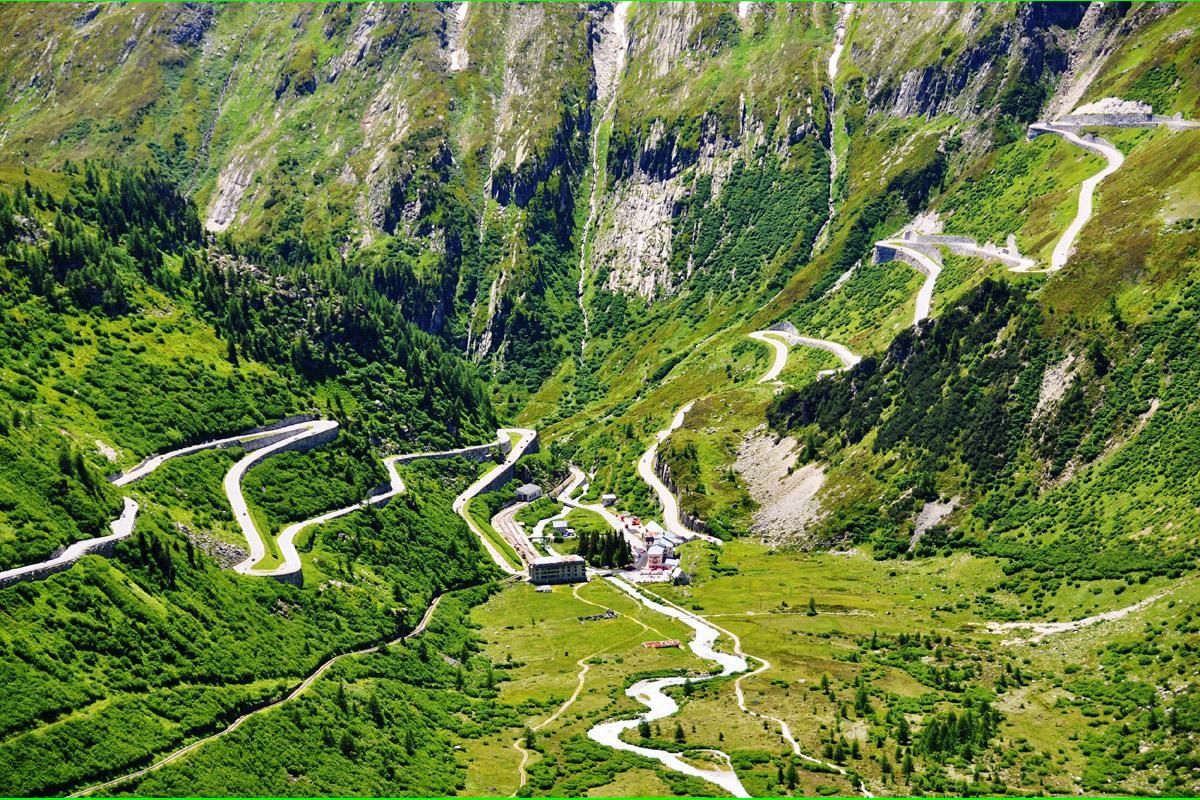 Furka, Suiza