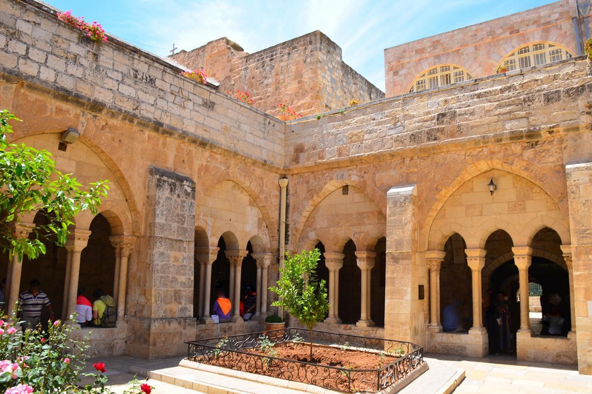 Iglesia de la Natividad, Belén, Territorios Palestinos