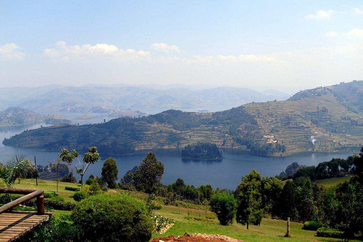 Lago Bunyonyi, Uganda