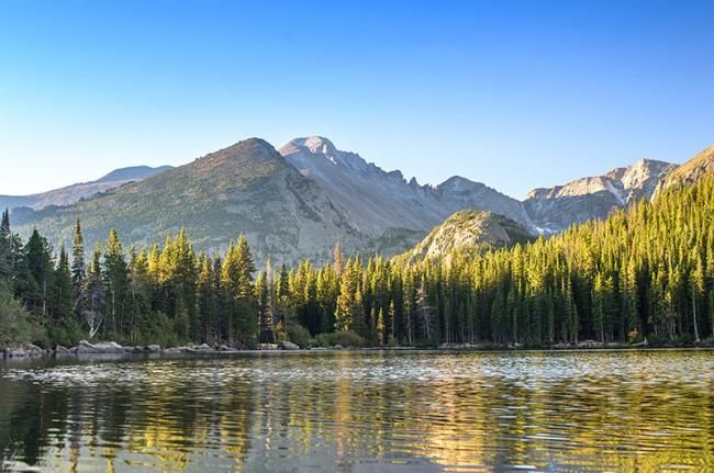 Rocky Mountain National Park, EE UU