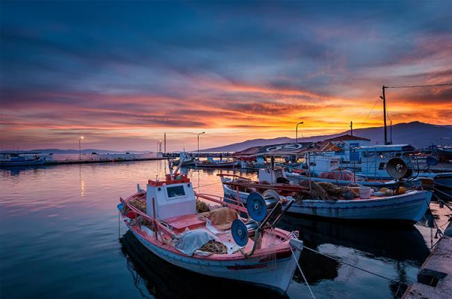 Lesbos, Islas Griegas