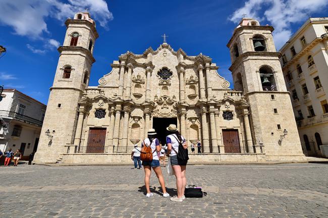 Catedral de La Habana, La Habana, Cuba