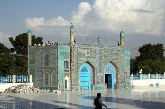 Mazar-e Sharif, Afganistán